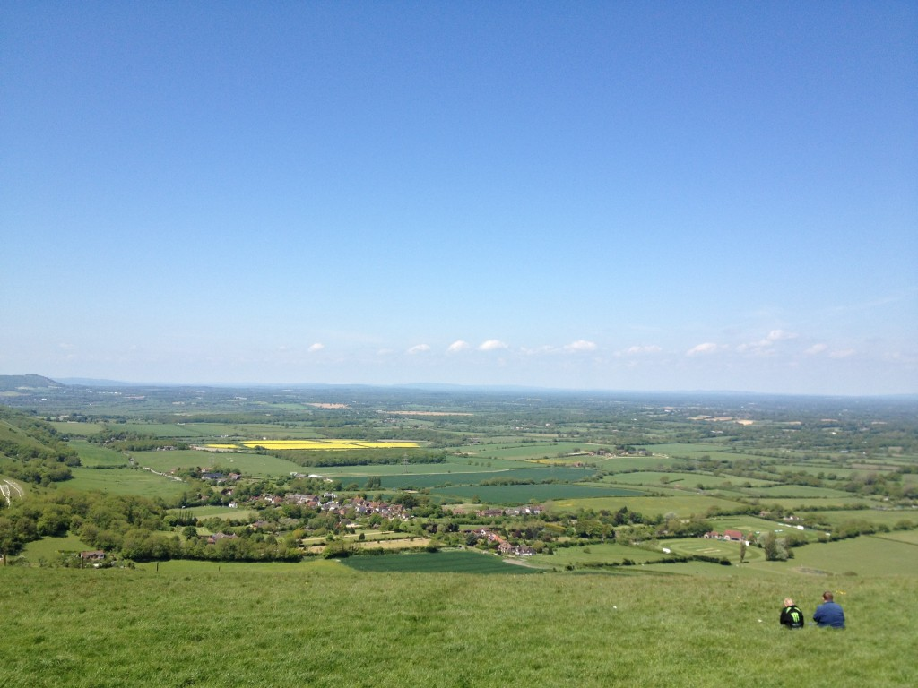 Devils Dyke view Brighton