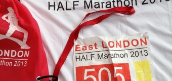 East London Half Marathon 2013 – Discovering my love for running long