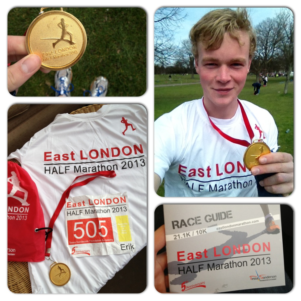 East London Half Marathon 2013 3