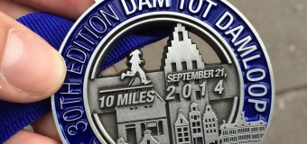 Third time's a charm – Dam tot Damloop 2014