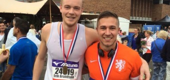 Finally off-season! Amsterdam Half Marathon 2014